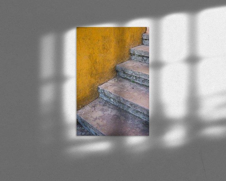 Sfeerimpressie: De trap van Niels Eric Fotografie