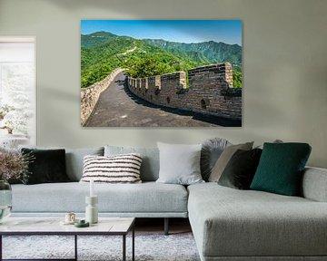 Chinesische Mauer von Atelier Liesjes