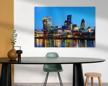 Londoner Innenstadt von Atelier Liesjes