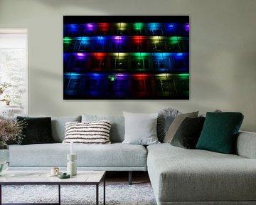 Wohnung mit Licht in Recklinghausen von Atelier Liesjes
