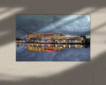 Industrieel erfgoed in Rotterdam van Jeroen Kleiberg