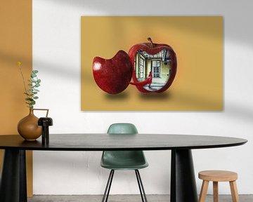 The apple room van Ursula Di Chito