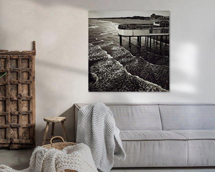 Sfeerimpressie: Boven de golven van Ines van Megen-Thijssen
