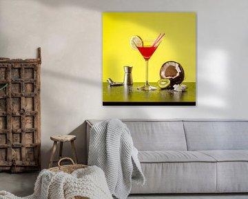 Cocktail sur Thomas van Houten