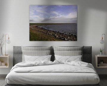 Waddendijk, Terschelling van Rinke Velds