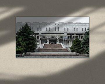 Bibliotheek is Kyrgyzië von Kayo de Visser