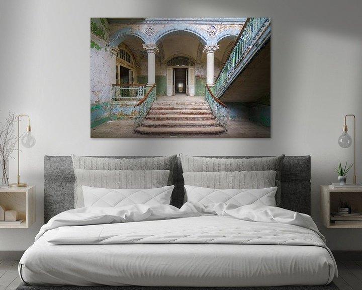 Beispiel: Der Eingang von Beelitz von Truus Nijland