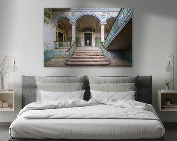 Der Eingang von Beelitz von Truus Nijland