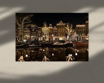 Reflecties van Amsterdam