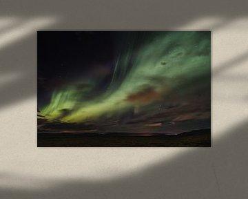 Aurora Borealis von Jeroen Linnenkamp