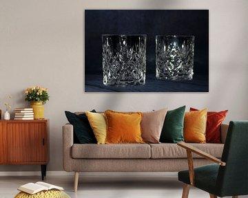 Glazen van An Ritchie