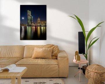 De Maastoren, Rotterdam von Peter Hooijmeijer
