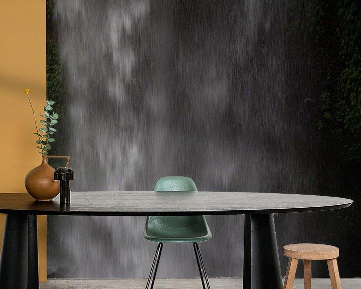 Beispiel fototapete: Kraft des Wassers von Thijs van den Broek