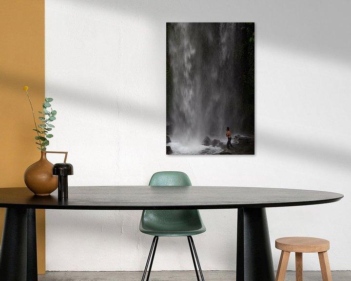 Beispiel: Kraft des Wassers von Thijs van den Broek