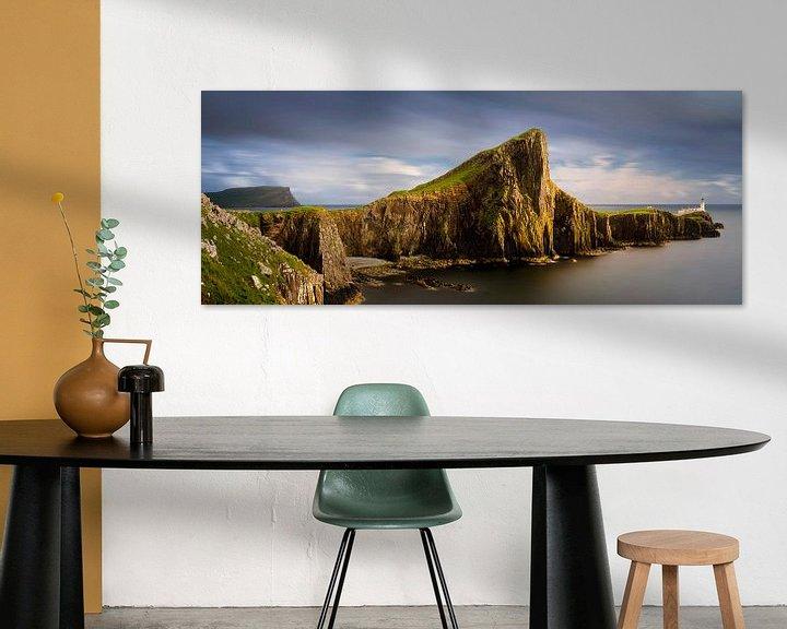 Beispiel: Neist Point, Isle of Skye von Wojciech Kruczynski