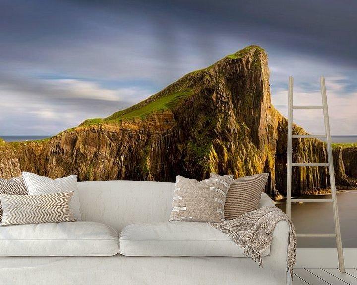 Beispiel fototapete: Neist Point, Isle of Skye von Wojciech Kruczynski