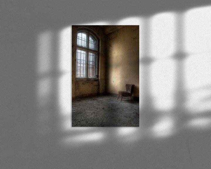 Sfeerimpressie: Beelitz-Heilstätten van Nick Raijmakers