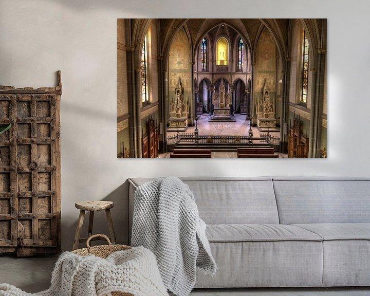 Sfeerimpressie: Monestary of the Bright Saint van Nick Raijmakers