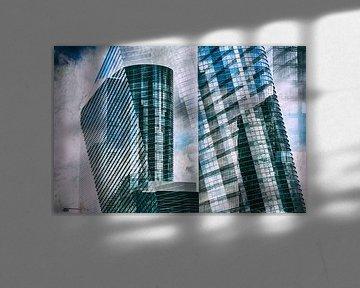 Moderne Architektur in Brüssel von Ellen Driesse