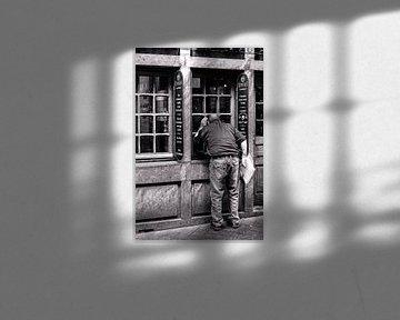 Straatfotografie in Maastricht von Leo van Vliet