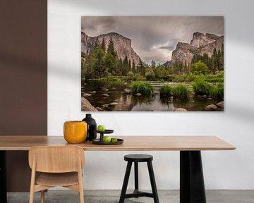 Yosemite  van Robert Dibbits
