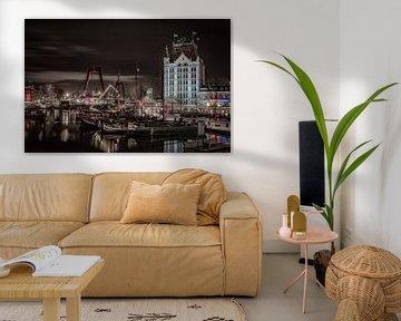 Oude Haven Rotterdam von Mario Calma