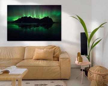 Stokksnes Island von Sven Broeckx