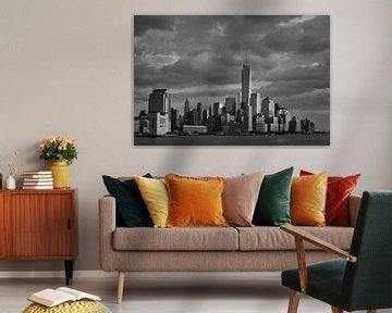 Manhattan (New York City) Panorama von Alexander Mol