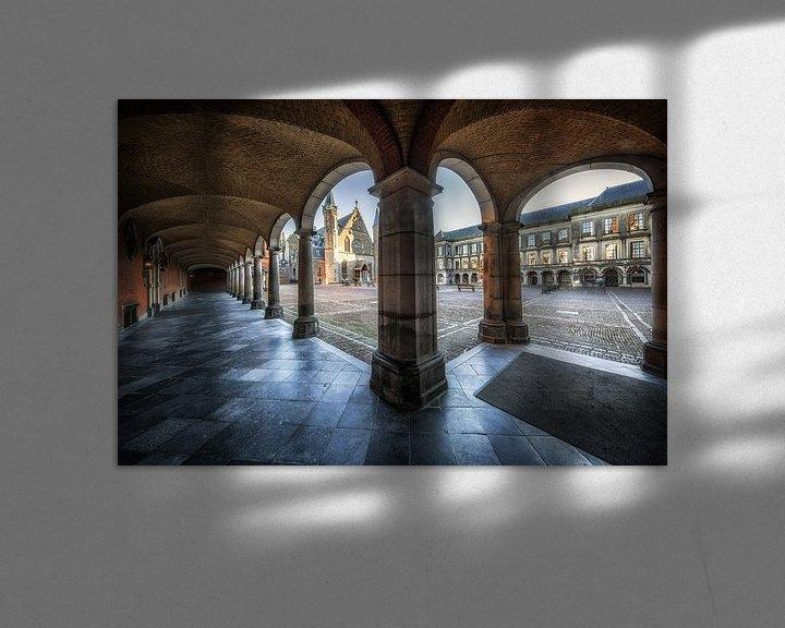 Beispiel: Den Haag Binnenhof von Steven Dijkshoorn