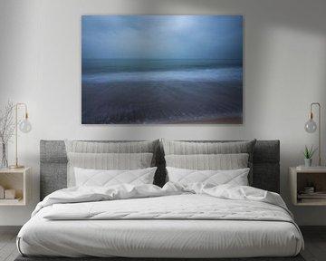 Strand van Scheveningen van Monica Zimmermans