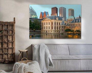 Mauritshuis en het Binnenhof van Jeroen Kleiberg
