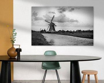Setzen Sie Mill Aarlandersveen ein von Dutch Creator