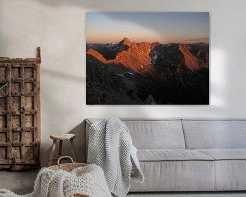 Wonderfull Mountains van Christian Moosmüller