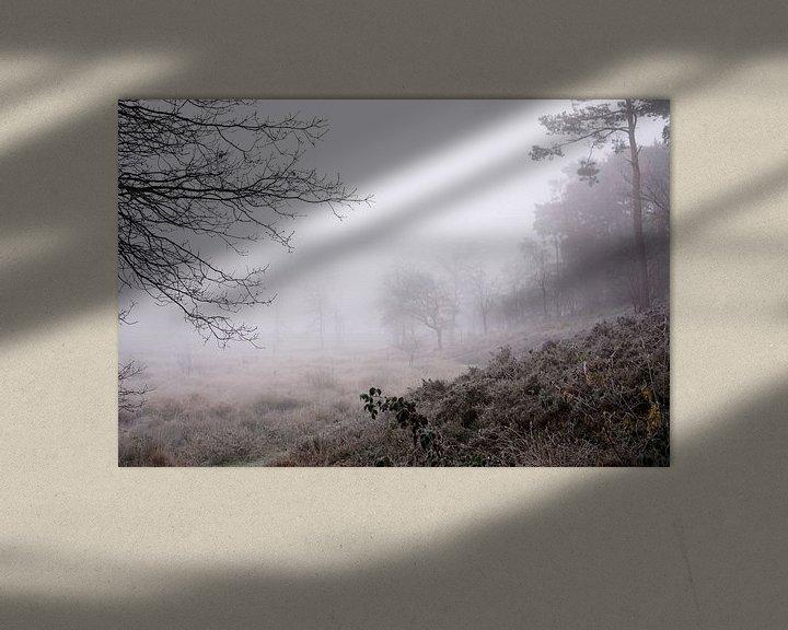 Sfeerimpressie: Mist van Ineke Klaassen