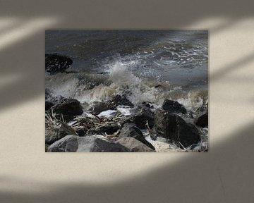 opspattend water von Esther Oosterveld