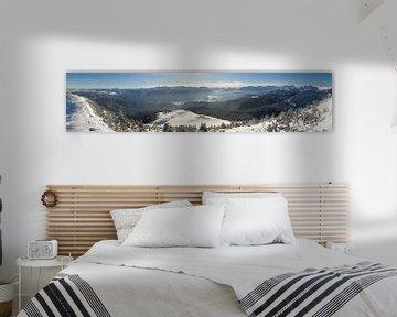 Bavarian Mountainpanorama von Christian Moosmüller