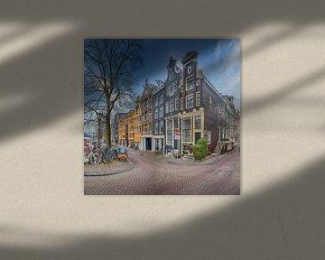 Kleurrijk Amsterdam van Foto Amsterdam/ Peter Bartelings