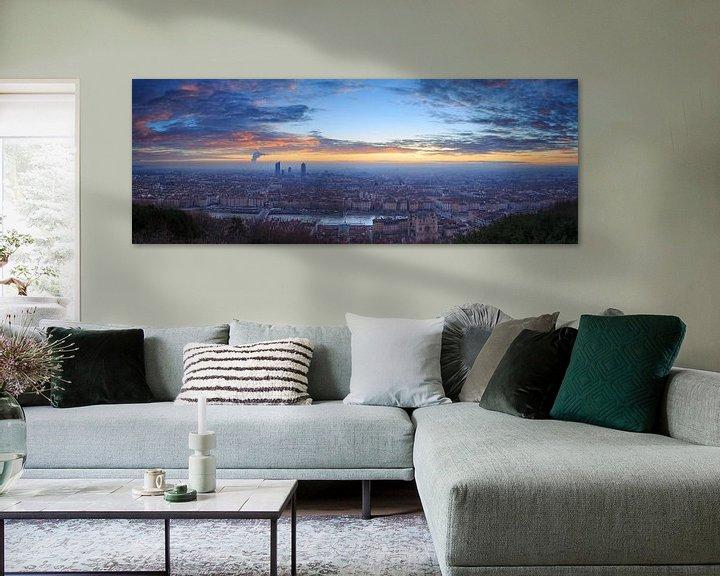 Sfeerimpressie: Panorama Lyon van Sander van der Werf