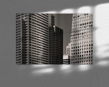 San Francisco skyline von Ronald Tilleman