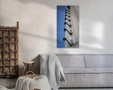 Treppenhaus Meelfabriek von Jasper Scheffers