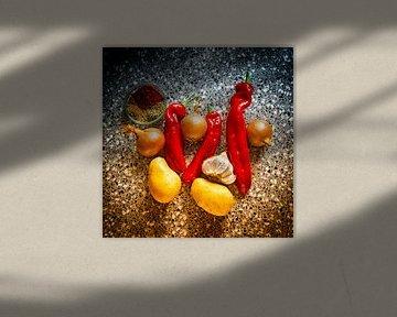 Potatoe goulash van Leopold Brix