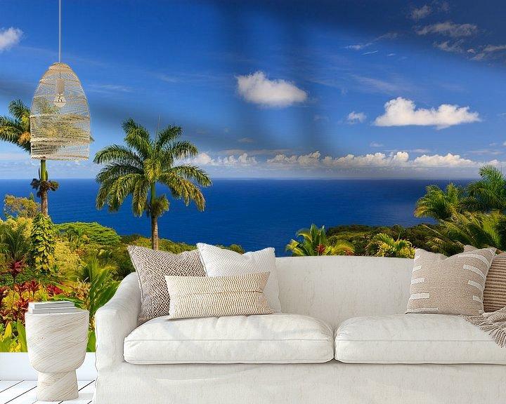 Beispiel fototapete: Garten Eden, Maui, Hawaii von Henk Meijer Photography