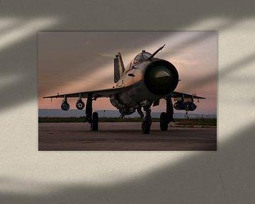 Roemeense Luchtmacht MiG-21 LanceR A