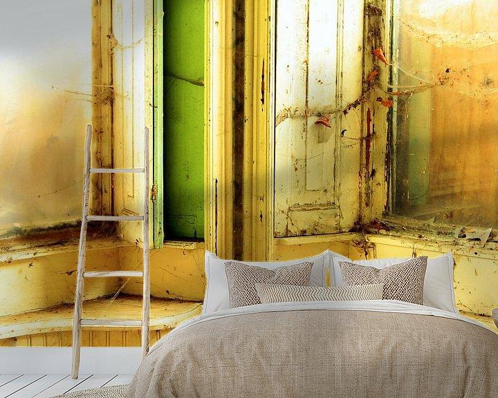 Beispiel fototapete: Vergangener Ruhm von Jolanda Kars
