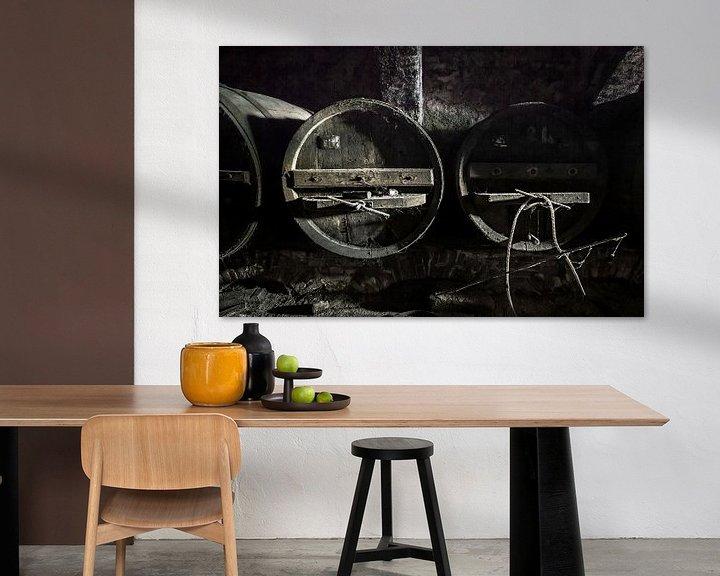 Sfeerimpressie: Wijnkelder Vinum Urbex van Olivier Photography