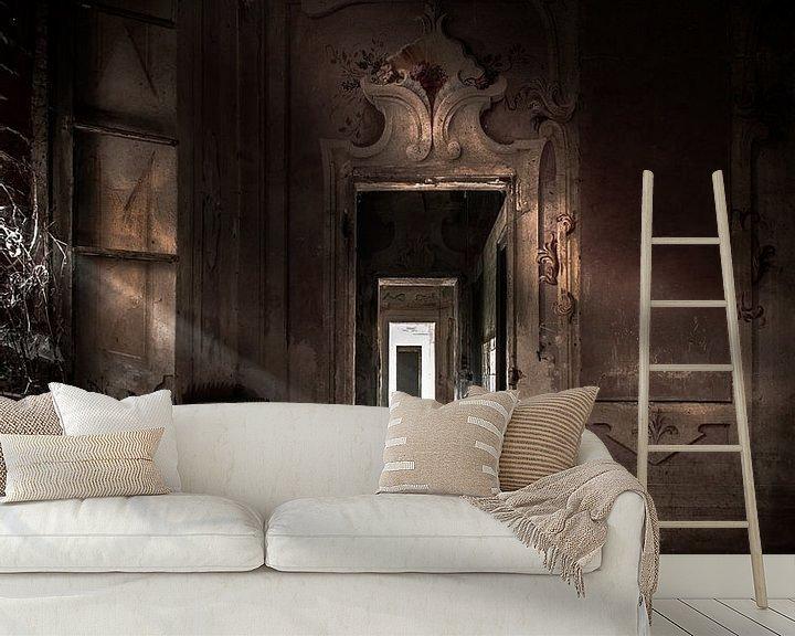 Sfeerimpressie behang: Pallazio van Olivier Photography