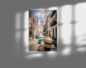 Havana - Cuba van Joris Pannemans - Loris Photography
