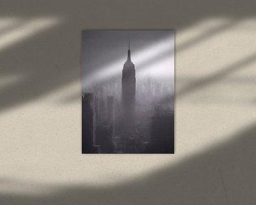 Empire State Building von Joris Pannemans - Loris Photography