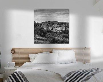 Dorp in Marken, Italië van arjan doornbos