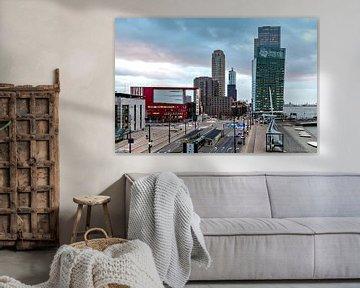 Rotterdam Wilhelminaplein sur Midi010 Fotografie